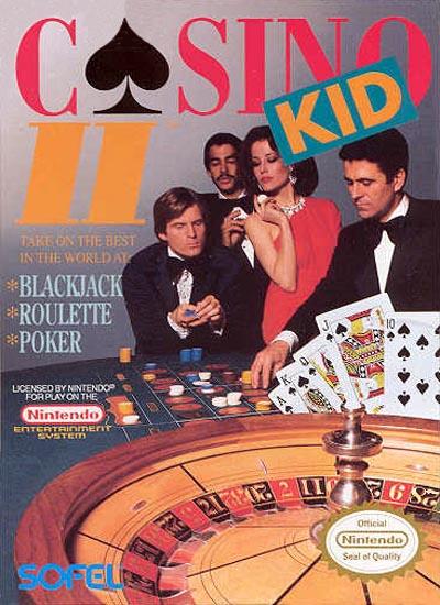 Box Art for Casino Kid 2