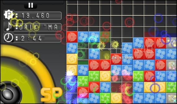 Gameplay from Turba