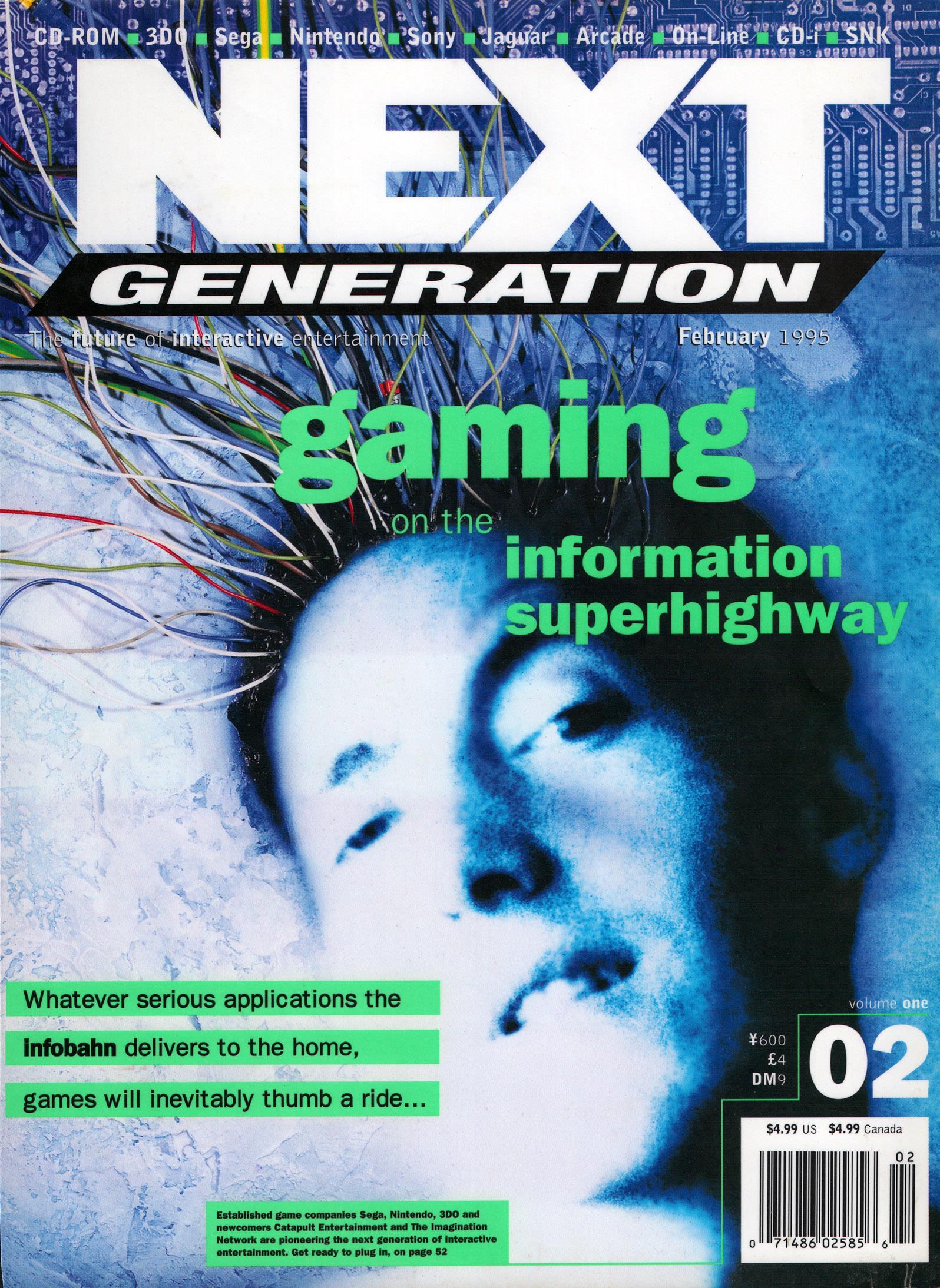 Cover of NextGen#2