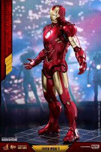 The Iron Man MK IV Armor