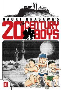 Cover of 20th Century Boys Vol. 1