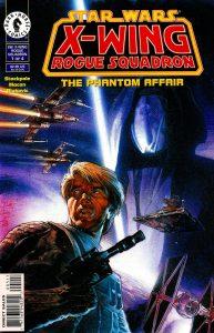 Cover of Rogue Squadron: The Phantom Affair #1