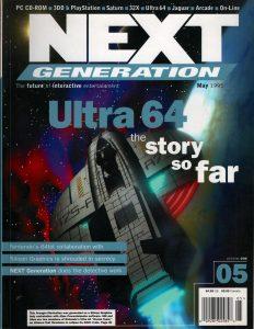 Cover of NextGen Magazine #5