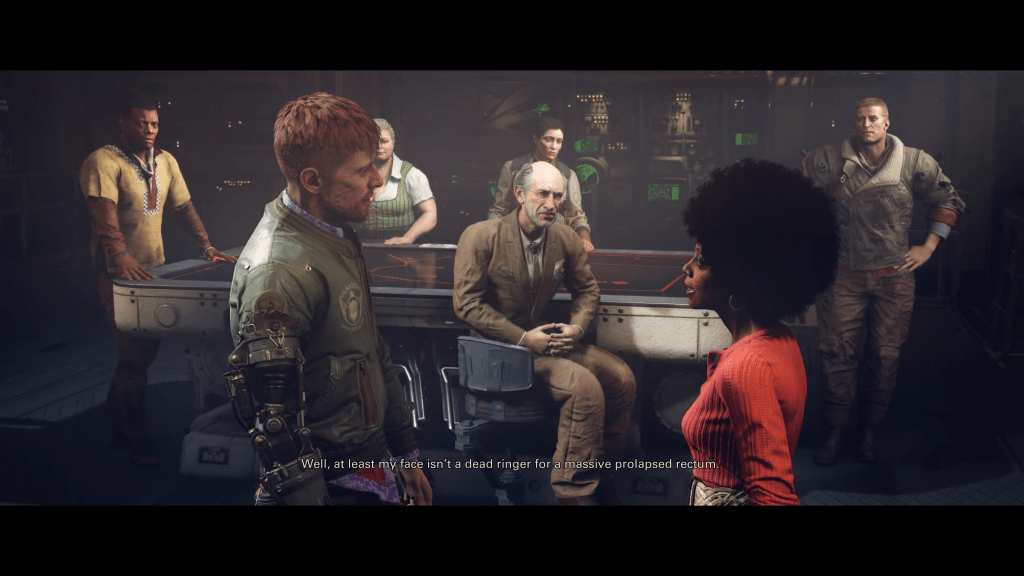 In the New Colossus , members of the resistance bicker.