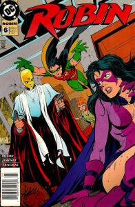 Cover of Robin #6