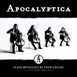 Cover art for Apocalyptica Plays Metallica by Four Cellos: A Live Performance
